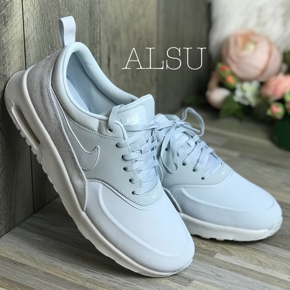 8ab5e92cc794 NWT Nike Air Max Thea PRM Pure Platinum W AUTHENT